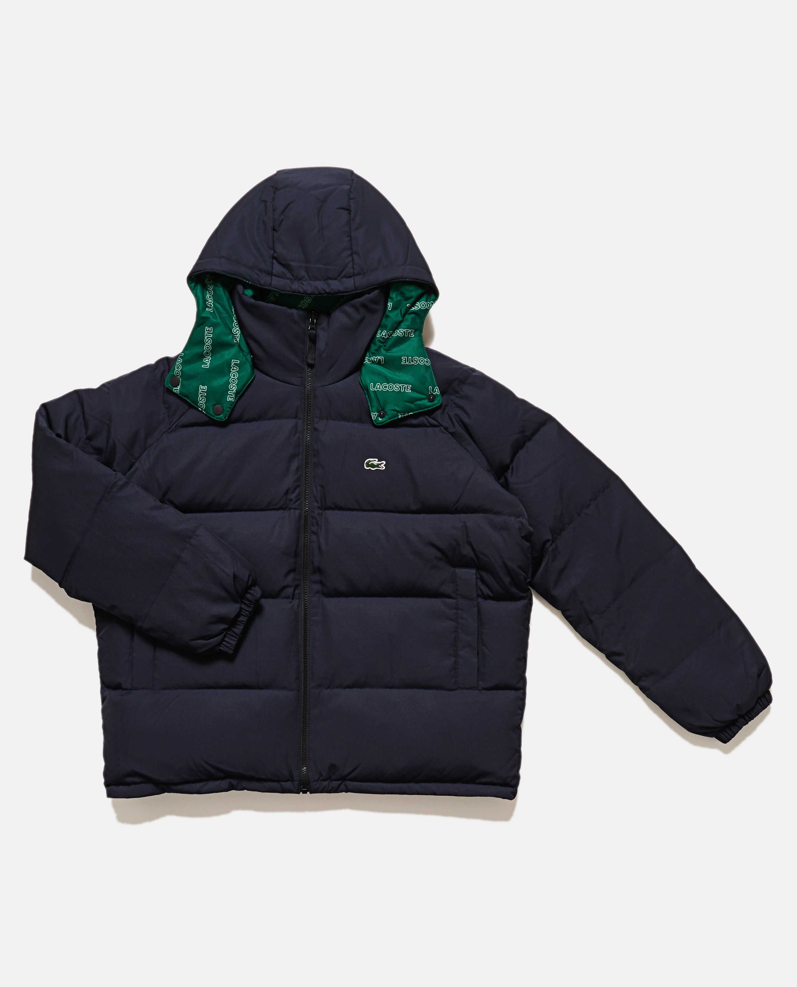 całkowicie stylowy buty do separacji Trampki 2018 Padded double face jacket with Lacoste LIVE printed lining