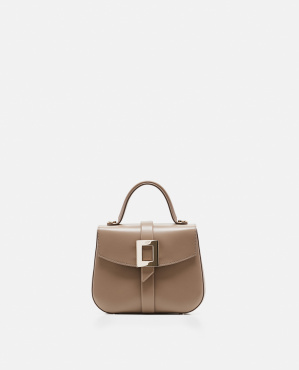 Beau Vivier leather bag.