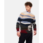 Sweater With Skull