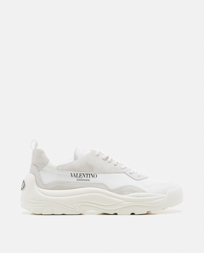 Valentino Garavani Leather Sneaker