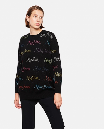 Sweater With Embroidery