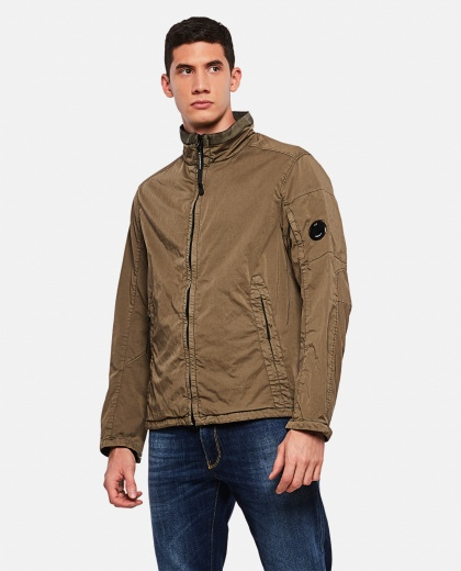 Lightweight blended jacket