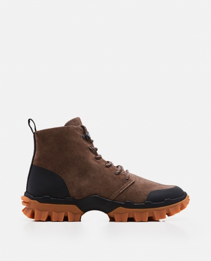 Hiking ankle boots