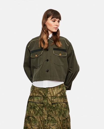 SUN SURF X SACAI military style jacket