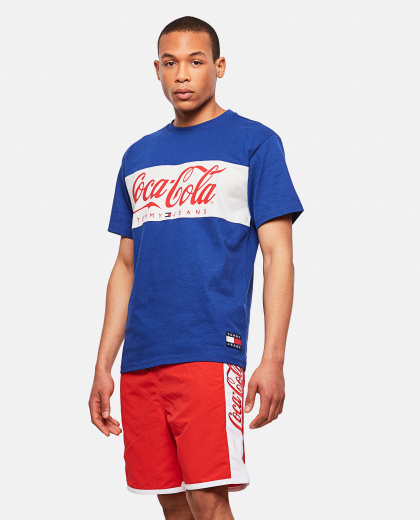 Tommy X Coca Cola T-Shirt With Logo