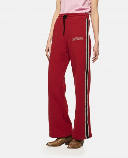 Cotton Jersey Trousers.