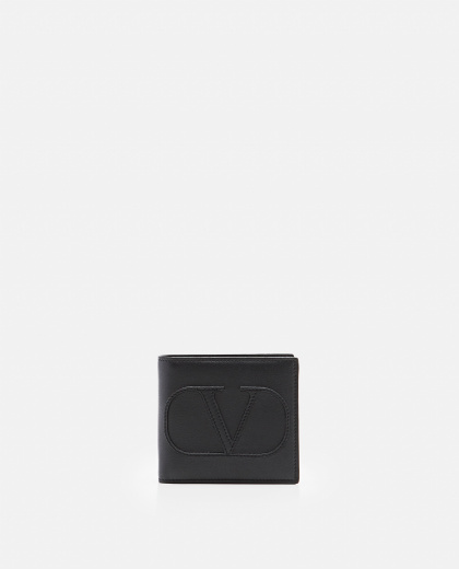 Valentino Garavani  leather wallet