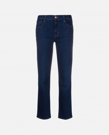 Mid-Rise Jeans