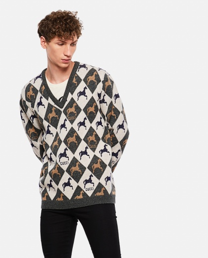 Inlay Sweater
