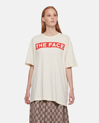 T-shirt The Face