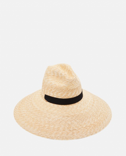 C-Crown straw hat