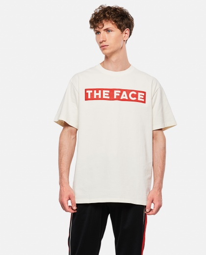 Oversized T-Shirt With  The Face  Print