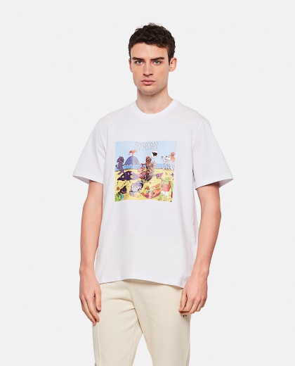Rimini Cartoon Print T-shirt
