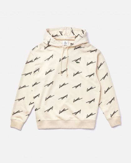 Fleece cotton sweatshirt