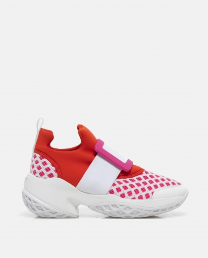 Roger Vivier Exclusive To Biffi Boutiques – Viv' Run Sneakers