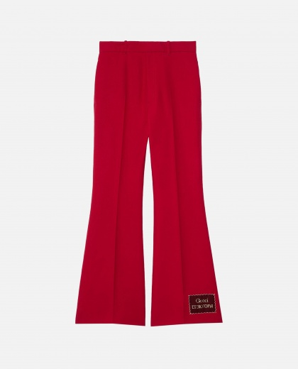 Flared trousers Heterotopia Gucci