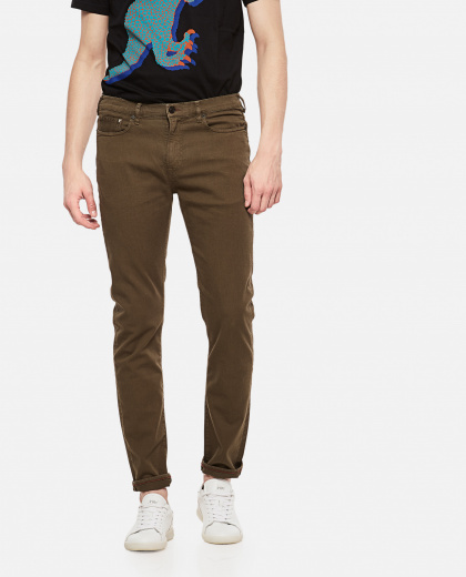 Cotton Twill Jeans
