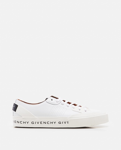 Tennis Light leather low sneakers