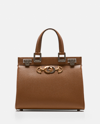 Gucci Zumi shoulder bag in textured leather