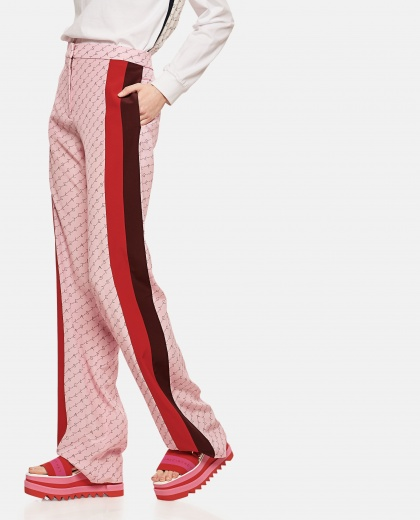 All-Over Logo Trousers