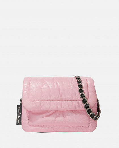 Pink mini Pillow Bag