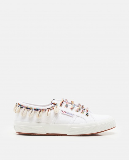 Alanui X Superga Shell Sneakers