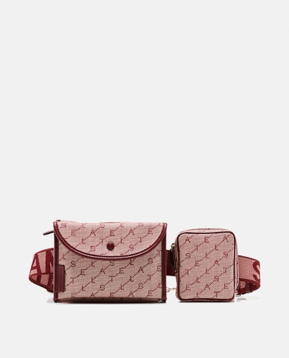 Pouch With Monogram