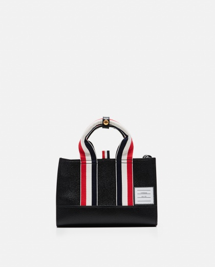 East-West mini tote bag