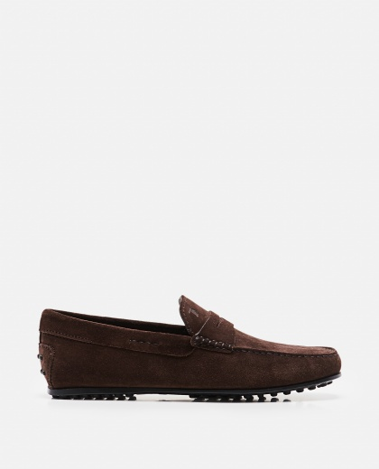 Tod's City Gommino Moccasin