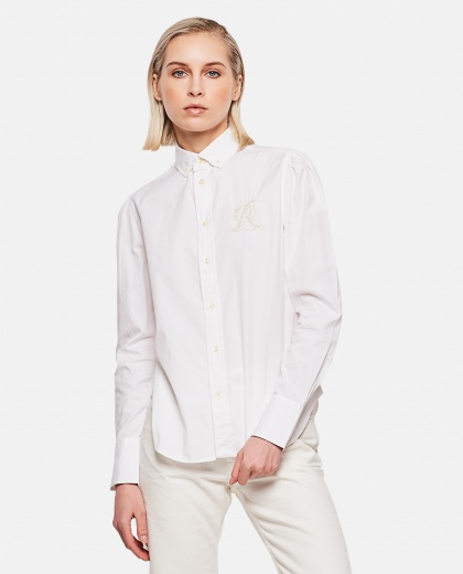 Cotton Shirt embroidered