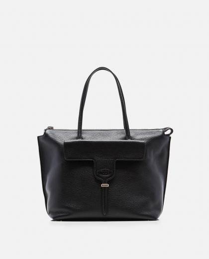 Joy medium leather tote bag