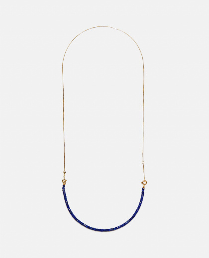Princesa necklace with lapis lazuli