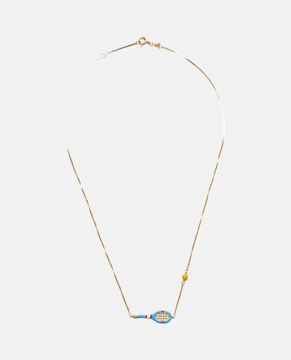 Pelota Tennis Necklace