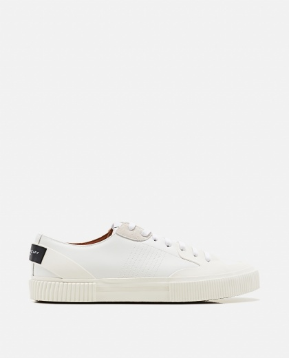 Low Tennis Light Leather Sneakers