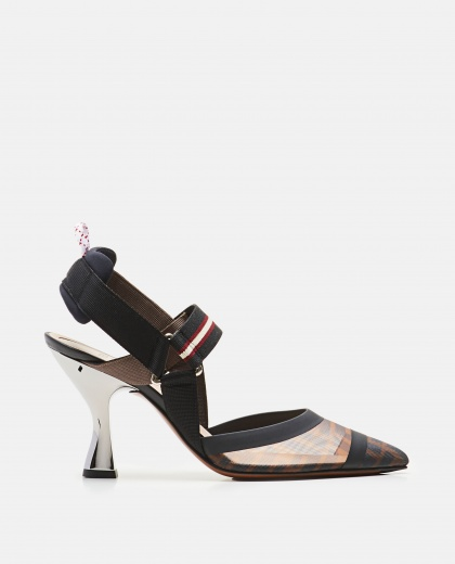 Slingback Multicolor Technical Network