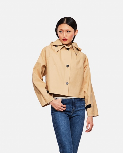 Short cotton trench