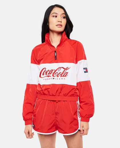Tommy X Coca Cola Zip Jacket