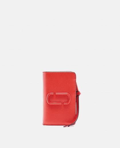 Snapshot Compact Leather Wallet For Your Valentine