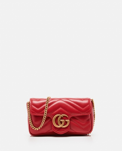 Mini bag GG Marmont matelassé leather