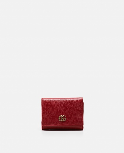 Gg Marmont Leather Wallet