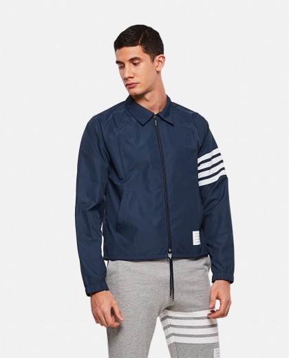 Nylon ripstop windbreaker