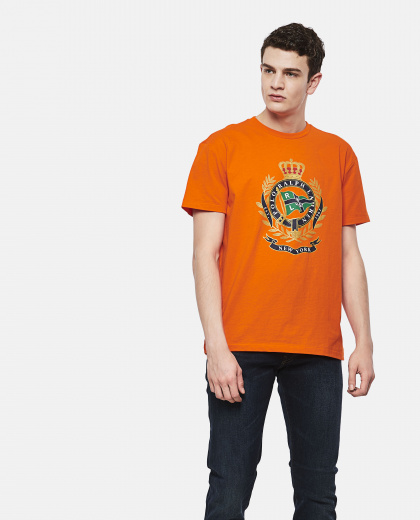 Classic-Fit Jersey T-Shirt