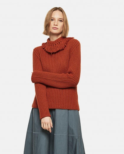 Sweater With Tassels