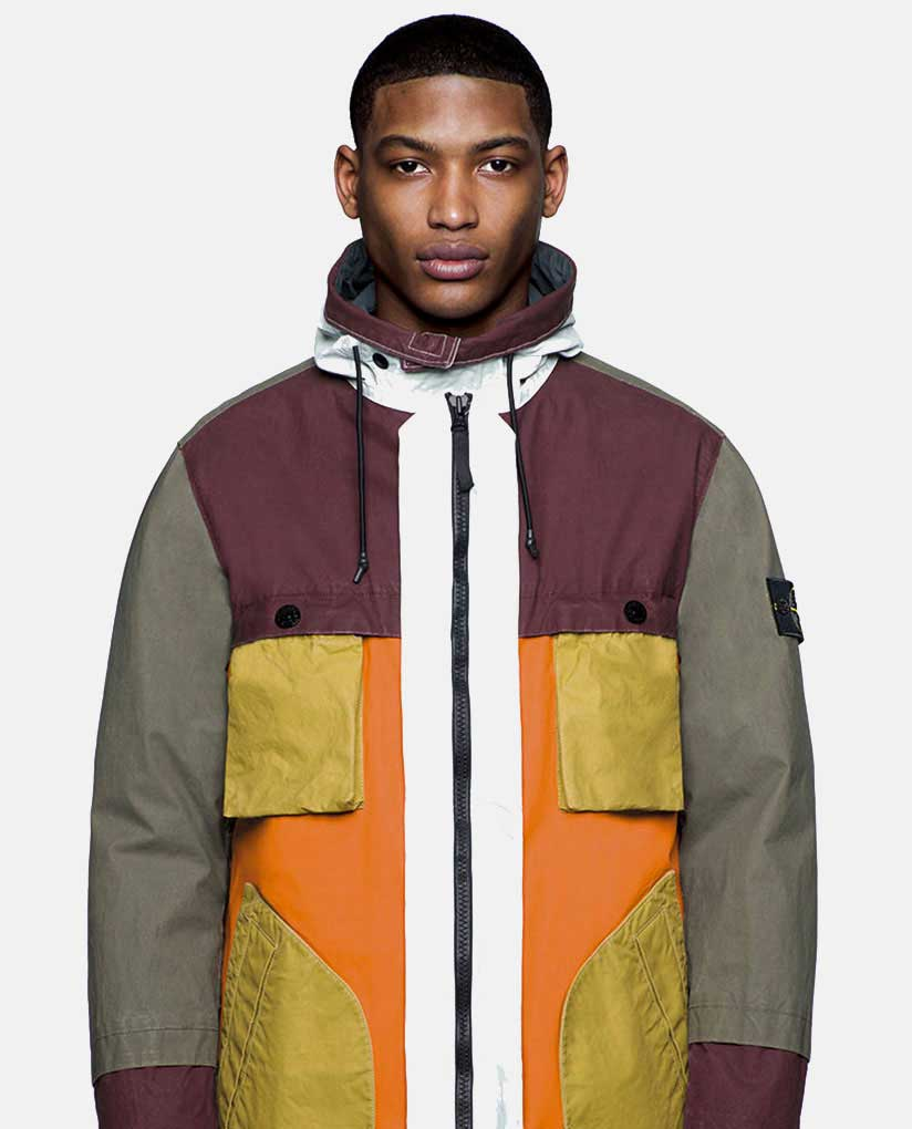 Focus on<br/>Stone Island